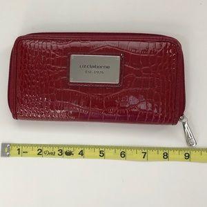 Liz Claiborne Red Wallet